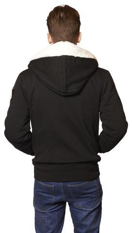 Mens Heavy Wool Sweater